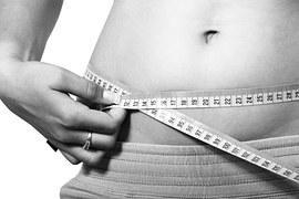 Wstepne założenia przy diecie odchudzającej - liczymy centymetry w pasie